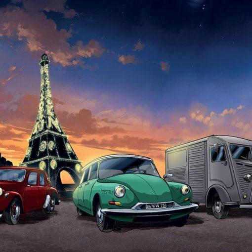 Les 5 meilleurs livres sur l'histoire de Citroën