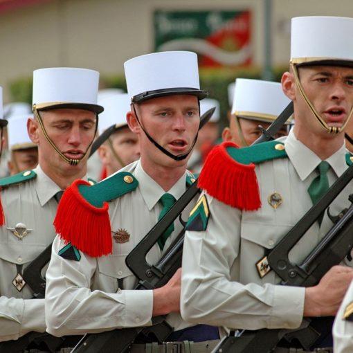 Les 5 meilleurs livres sur l'histoire de la Légion étrangère