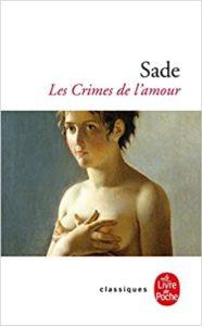 Les crimes de l'amour (Marquis de Sade)