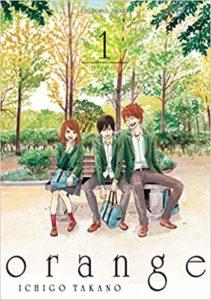 Orange - Tome 1 (Ichigo Takano)