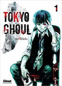 Tokyo Ghoul - Tome 1 (Sui Ishida)