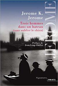 Trois hommes dans un bateau (Jerome K. Jerome)