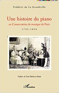 Une histoire du piano (Frédéric de La Grandville)