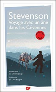 Voyage avec un âne dans les Cévennes (Robert Louis Stevenson)