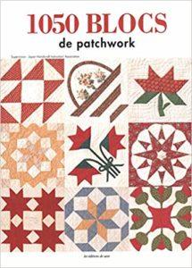 1050 blocs de patchwork (Yoko Okamoto, Takako Ikuno, Naomi Otomo)