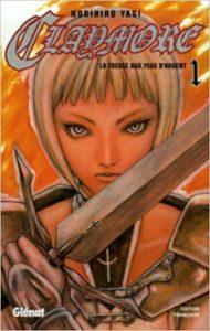 Claymore - Tome 1 - La tueuse aux yeux d'argent (Norihiro Yagi)