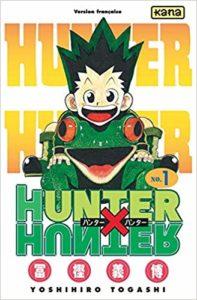 Hunter X Hunter - Tome 1 (Yoshihiro Togashi)