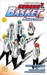Kuroko's Basket Replace Plus - Tome 1 (Tadatoshi Fujimaki)