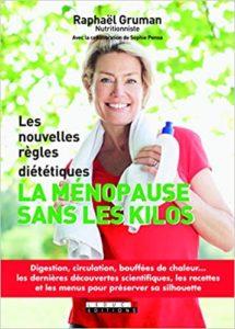 La ménopause sans les kilos (Sophie Pensa, Raphaël Gruman)