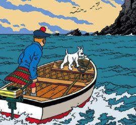 Les 5 meilleurs albums de Tintin