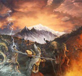 Les 5 meilleurs livres de mythologie nordique scandinave