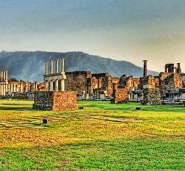 Les 5 meilleurs livres sur Pompéi