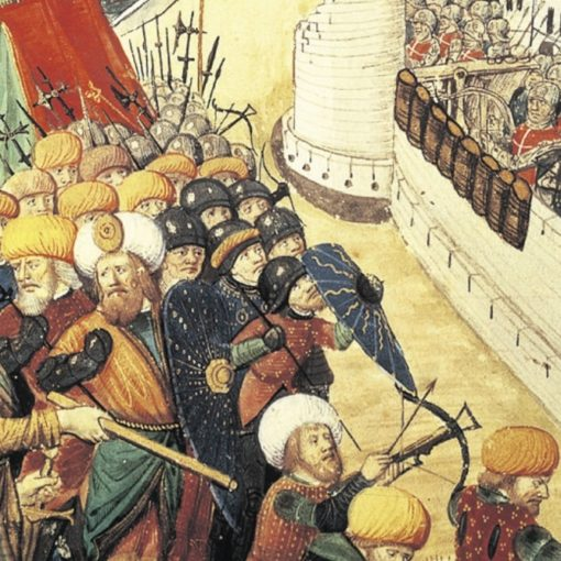 Les 5 meilleurs livres sur l'empire byzantin