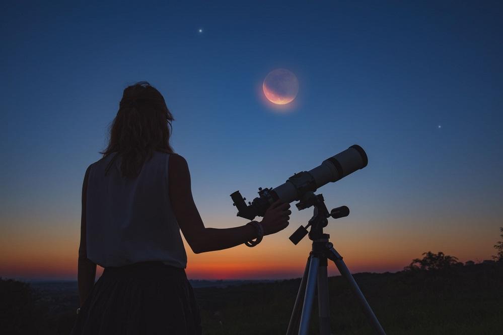 Les 5 meilleurs livres sur l'observation au télescope