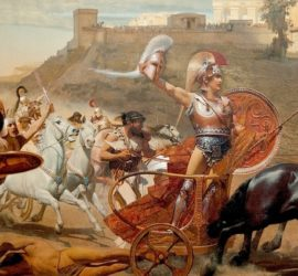 Les 5 meilleurs livres sur la guerre de Troie