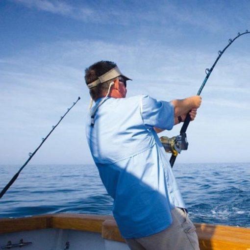 Les 5 meilleurs livres sur la pêche en mer