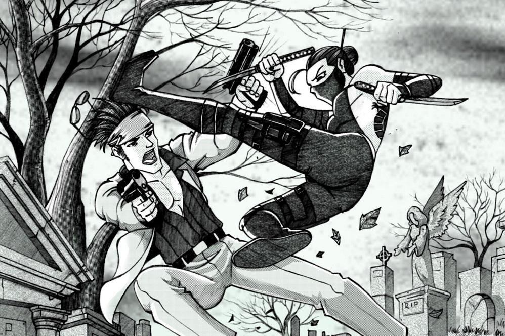 Les 5 meilleurs mangas baston/combat