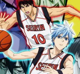 Les 5 meilleurs mangas de basket