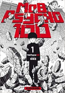 Mob Psycho 100 - Tome 1 (ONE)