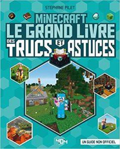 Minecraft - Le grand livre des trucs et astuces (Stéphane Pilet)