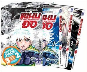 Riku-do - Tome 1 (Toshimitsu Matsubara)