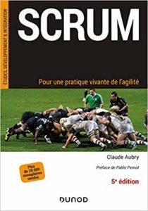 Scrum - Pour une pratique vivante de l'agilité (Claude Aubry)