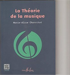 Théorie de la musique (Marie-Alice Charritat)