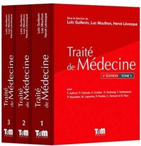 Traité de médecine (Loïc Guillevin, Luc Mouthon)