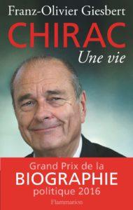 Chirac, une vie (Franz-Olivier Giesbert)