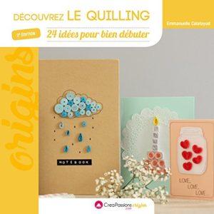 Découvrez le quilling (Emmanuelle Calatayud)