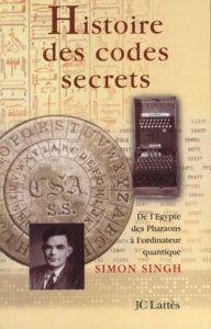 Histoire des codes secrets (Simon Singh)