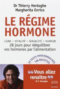 Le régime hormone (Thierry Hertoghe, Margherita Enrico)