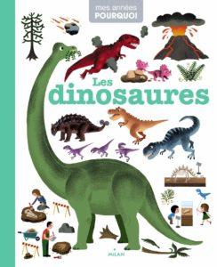 Les dinosaures (Pascale Hédelin, Benjamin Bécue, Didier Balicevic)