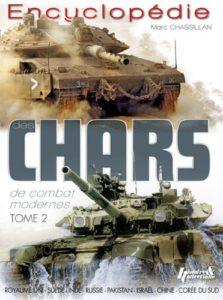 Encyclopédie des chars de combat modernes - Tome 2 (Marc Chassillan)