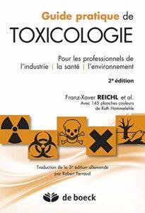 Guide pratique de toxicologie (Franz-Xaver Reichl)