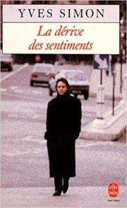 La dérive des sentiments (Yves Simon)