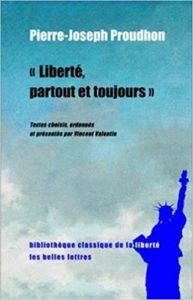 Liberté, partout et toujours (Proudhon)
