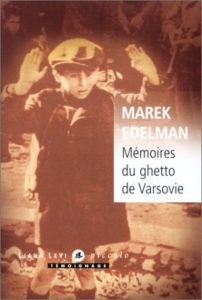 Mémoires du ghetto de Varsovie (Marek Edelman)