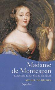 Madame de Montespan (Michel de Decker)