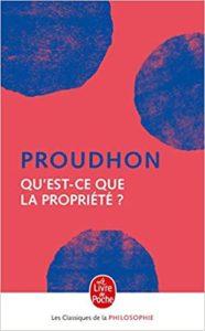 Qu'est-ce que la propriété (Proudhon)