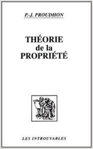Théorie de la propriété (Proudhon)