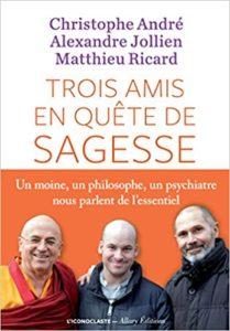 Trois amis en quête de sagesse (Alexandre Jollien)