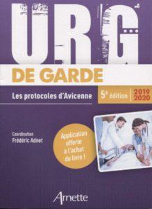 Urg' de garde - Les protocoles d'Avicenne (Frédéric Adnet)