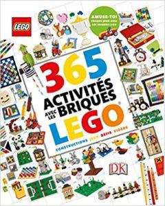 365 activités avec les briques LEGO Collectif