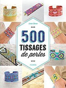500 tissages de perles Émilie Ramon