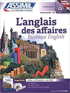 Anglais des affaires – Superpack livre 4 CD audio 1 CD mp3 Chapuis Claude