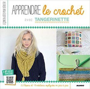 Apprendre le crochet Tangerinette Charlotte Legendre Brunet