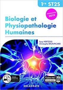 Biologie et physiopathologie humaines 1re ST2S Suzy Hertzog Christophe Brun Picard