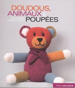 Doudous animaux et poupées Collectif