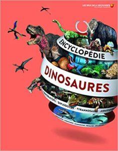 Encyclopédie des dinosaures Sylvie Deraime Véronique Dreyfus